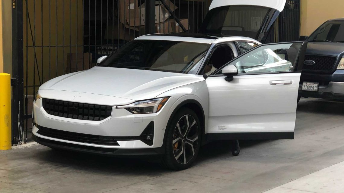 Polestar 2 Test Drive Concludes With Recommendation To Buy A Tesla
