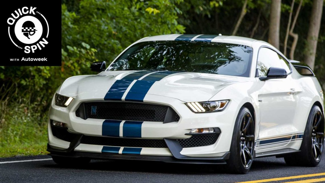 The Ford Mustang Shelby GT350R Is Special and Gone