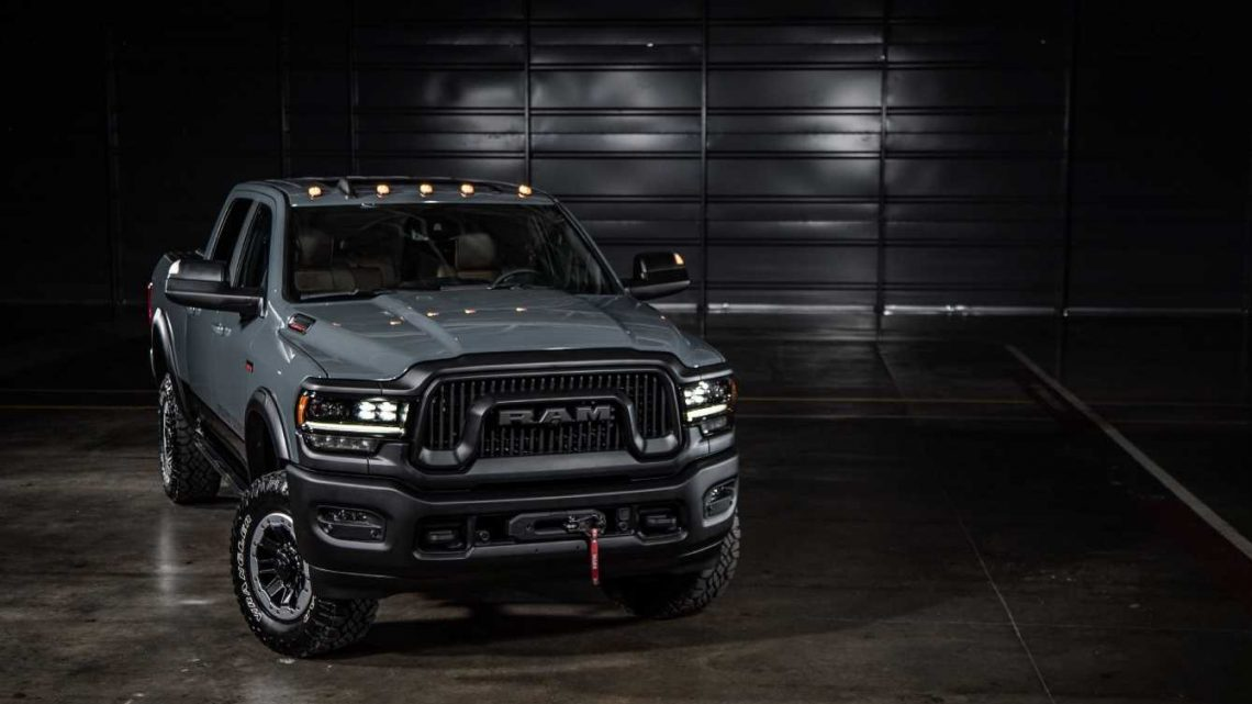 The Ram Power Wagon is Back With a 75th Anniversary Edition for 2021