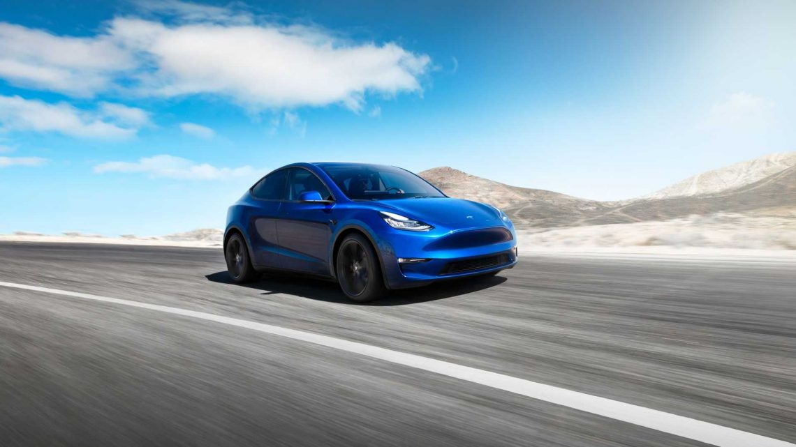 Tesla Officially Registers Model Y In China, Production & Launch Imminent