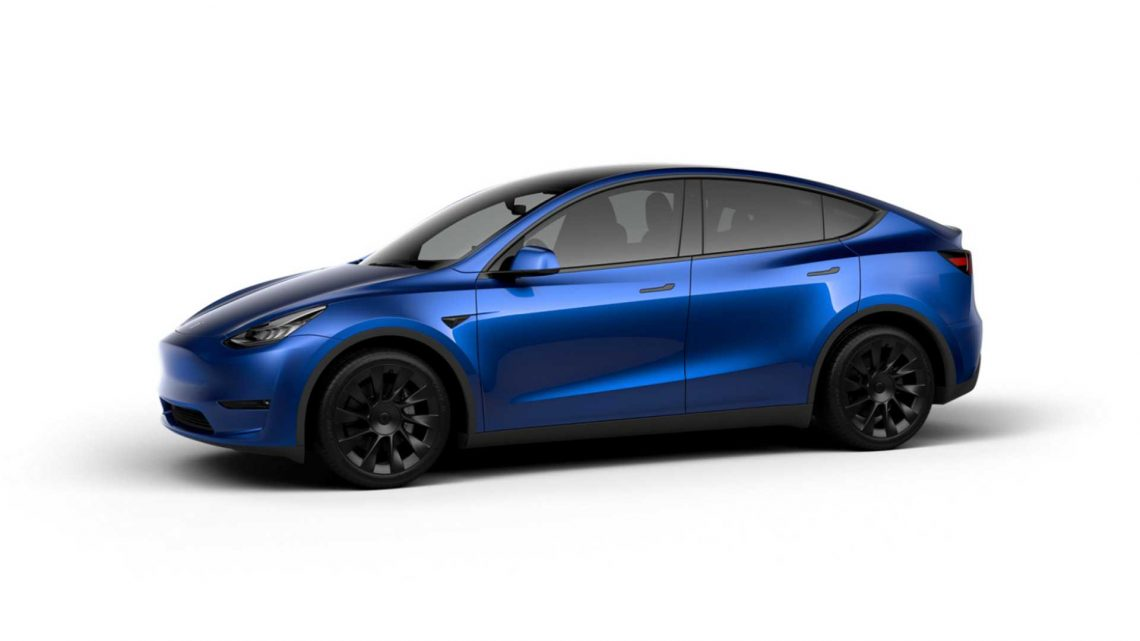 China: MIC Tesla Model Y Approved For Sale