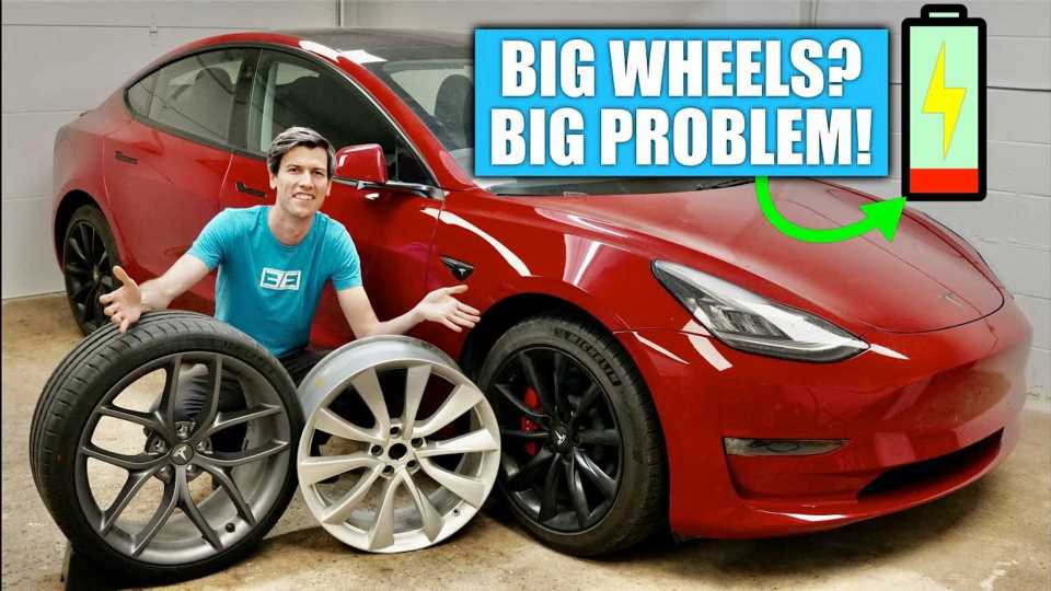 This Video Shows How Tires Can Make A Massive Difference For EVs