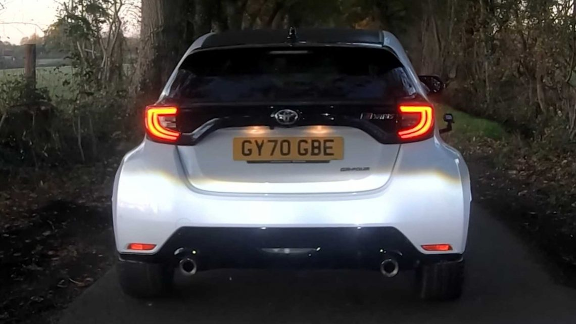 Toyota GR Yaris AWD Hot Hatch Does 0 To 60 MPH In 5.3 Seconds