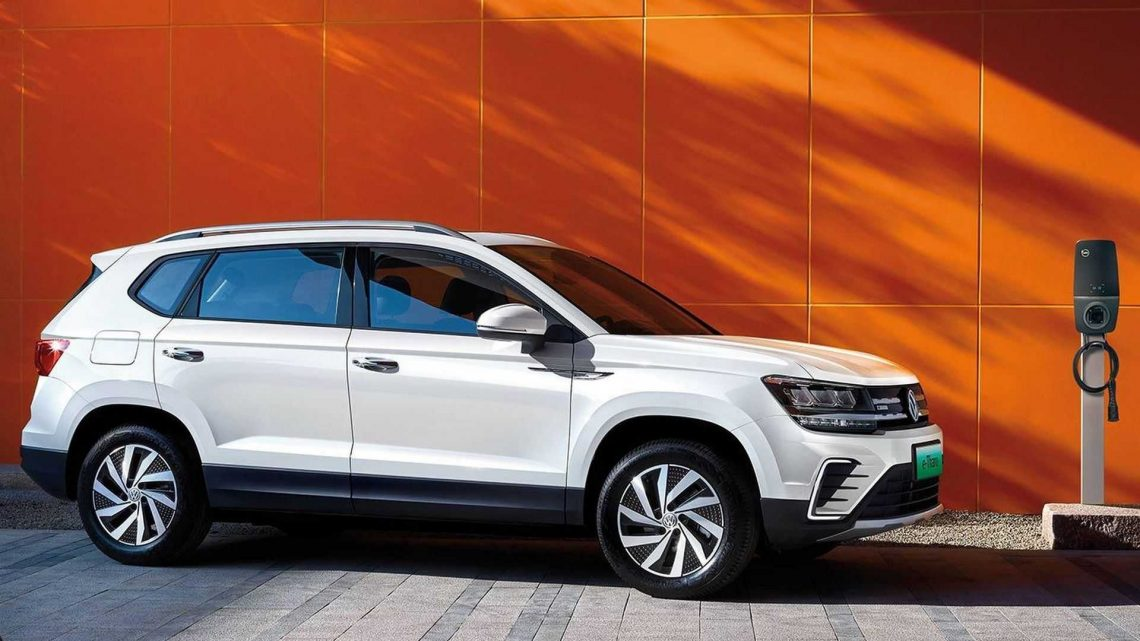 2022 Volkswagen Taos Goes Electric In China With e-Tharu