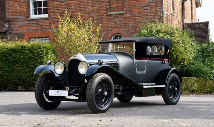 Classic car specialists transform stunning pre-war Bentley now worth up to £285,000