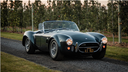 Carroll Shelby's Personal 1965 Shelby 427 Cobra Up for Auction