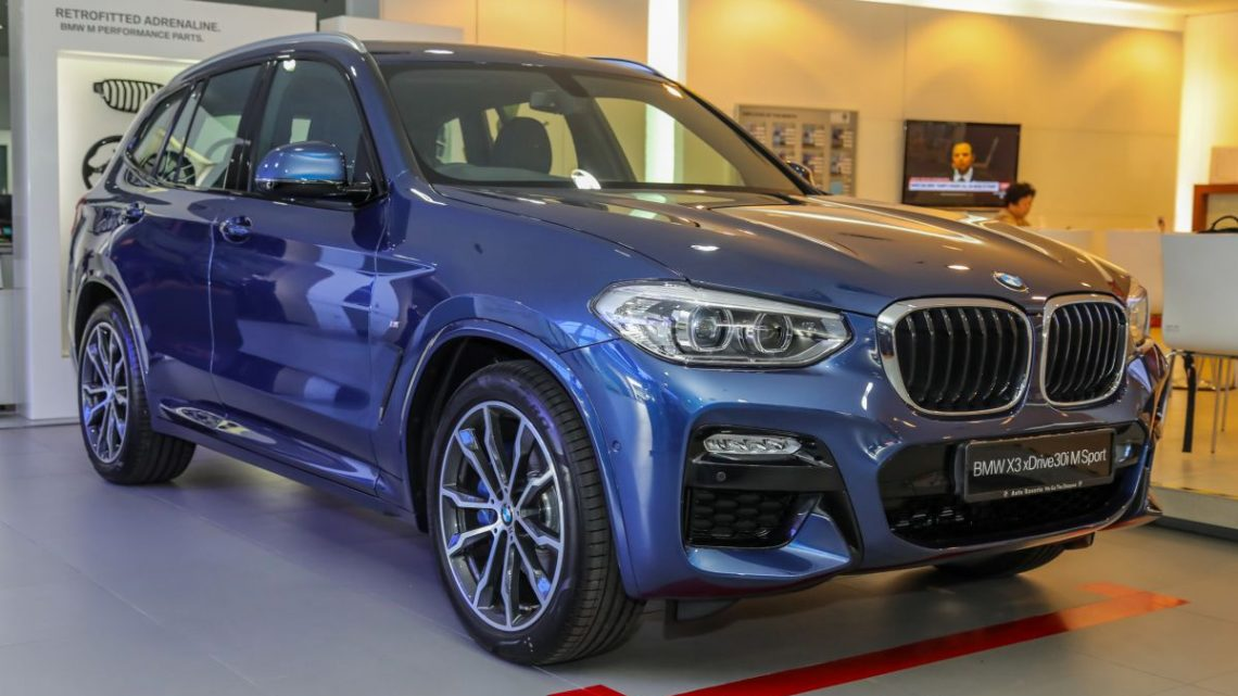 G01 BMW X3 xDrive30i now with Innovation Package in Malaysia – M Sport, AEB, priced at RM324,235 – paultan.org