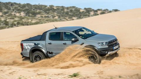Rumour: Ford Ranger Raptor be launched in H2-2021