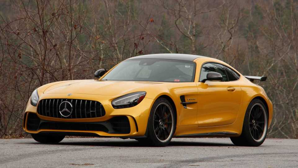 Mercedes-AMG GT R Discontinued After 2021: Report