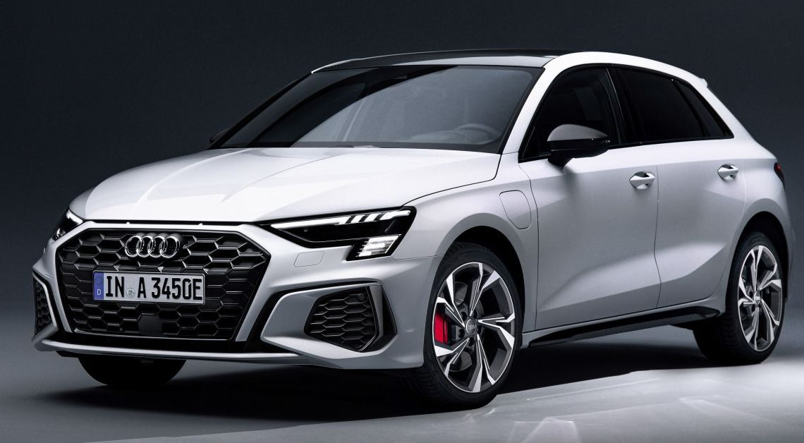 2021 Audi A3 Sportback 45 TFSI e debuts – 1.4L PHEV with 245 PS and 400 Nm; up to 74 km electric range – paultan.org