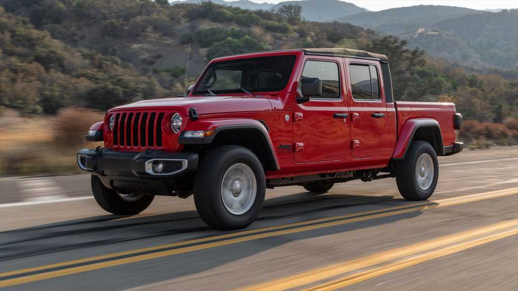2021 Jeep Gladiator Pros and Cons Review