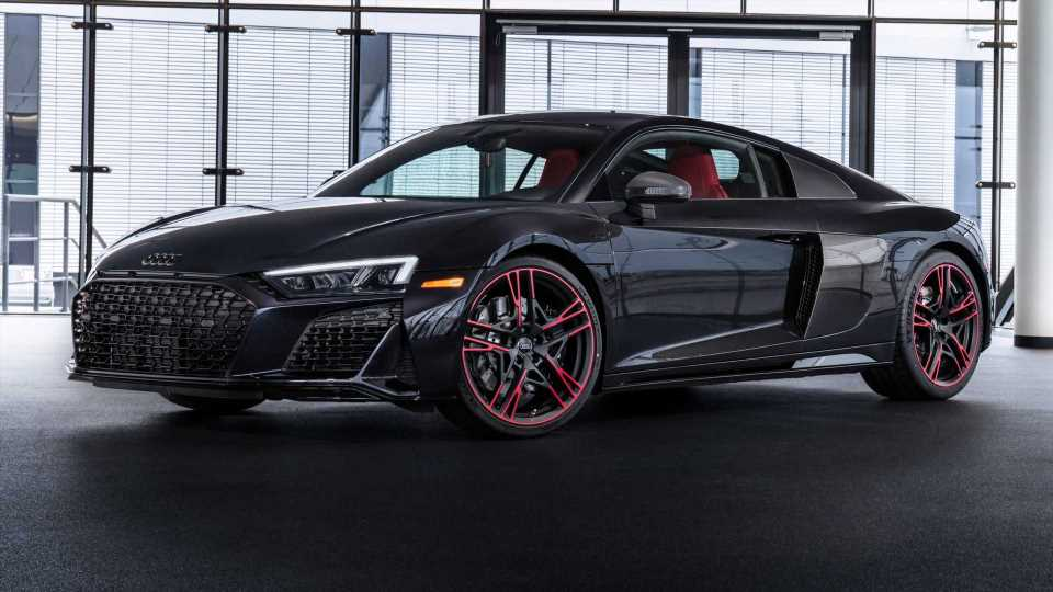 2021 Audi R8 RWD Panther Edition Adds Style For Quattro Money