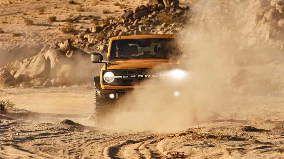 First-Year Ford Bronco Buyers Should Expect Big Depreciation Hit