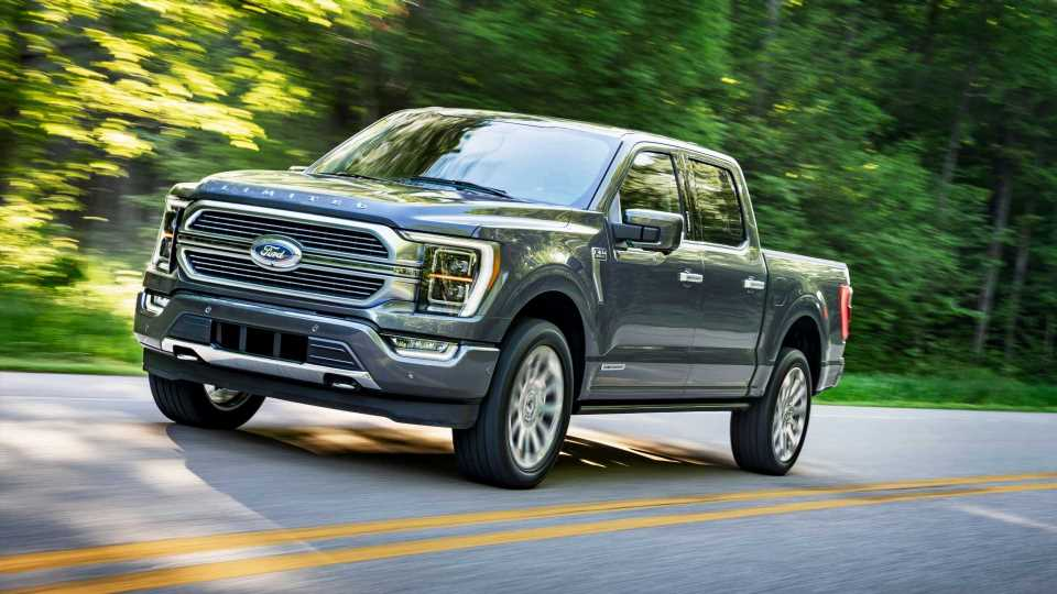 Ford Having Problems Keeping Up With 2021 F-150's High Demand