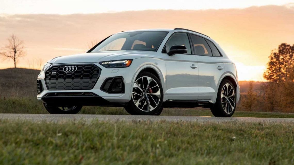 Take a Look at the 2021 Audi SQ5