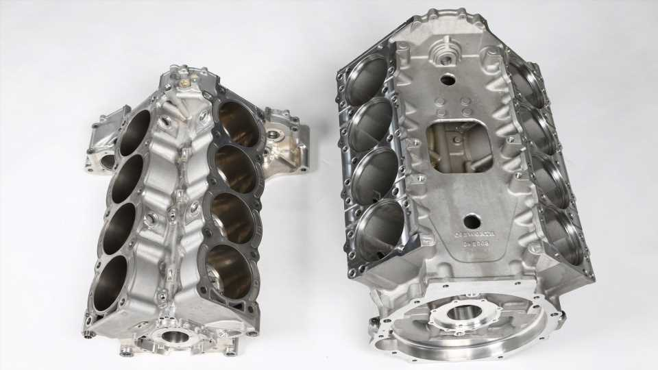 Two F1 Engines Built Nearly 50 Years Apart Show How Far Racing Technology Has Come