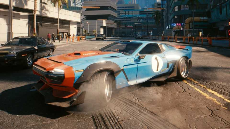 What Video Game Has the Best Fictional Cars?