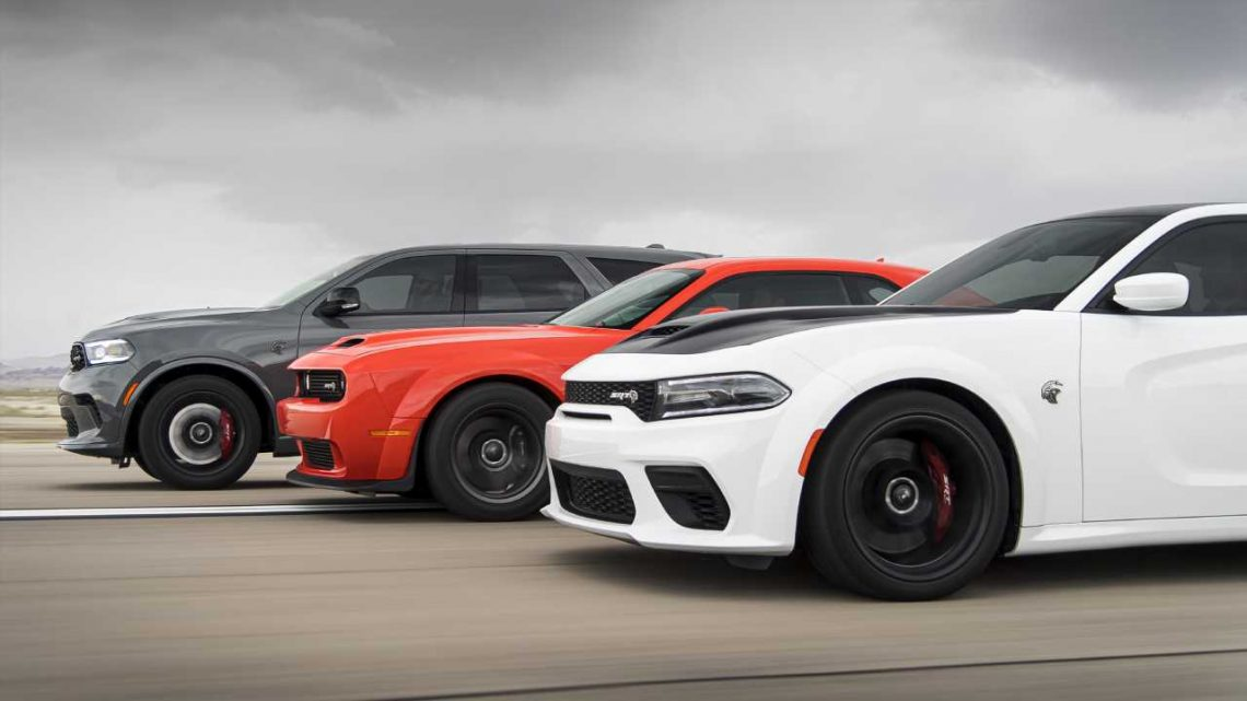 Hellcat Fever: Dodge Is Doubling Down on V8s as Competitors Go Electric