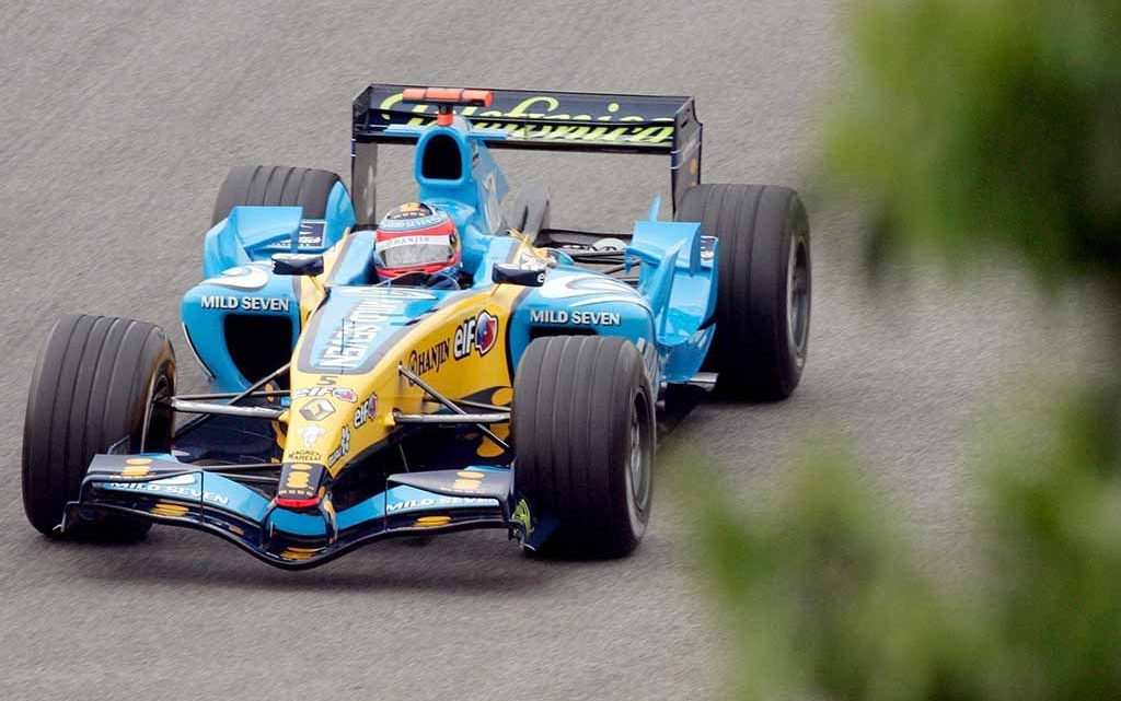 Alonso to be reunited with R25 in Abu Dhabi demos | F1 News by PlanetF1