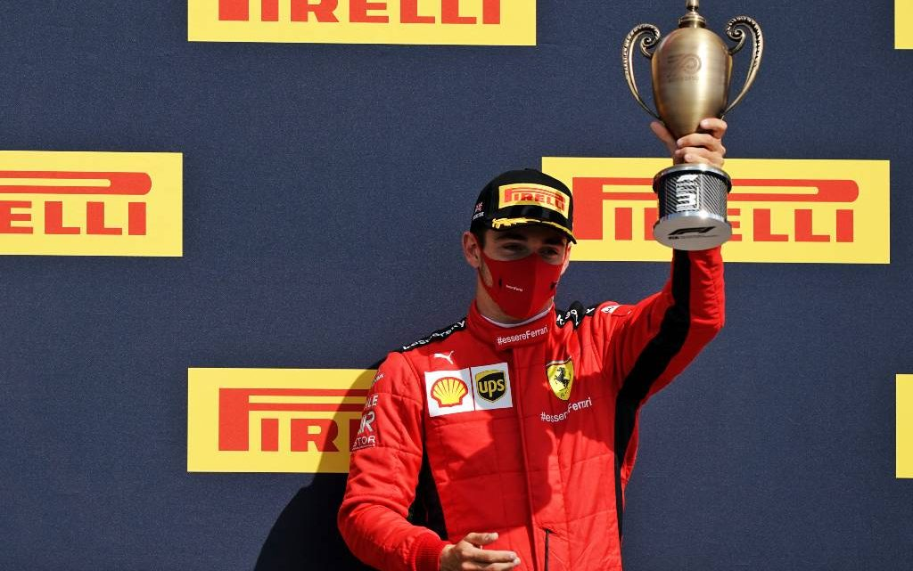 Charles Leclerc's 2020 season 'much better' than 2019 | Planet F1
