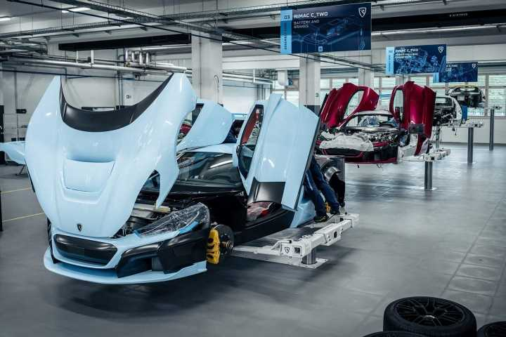Rimac C_Two will 'meet and exceed' 258mph