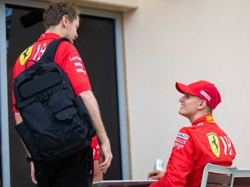 Sebastian Vettel can help, but Mick must find his own path | F1 News by PlanetF1