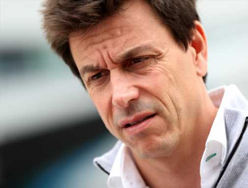 Wolff: Mercedes double stack was a 'colossal f*** up'   F1 News by PlanetF1