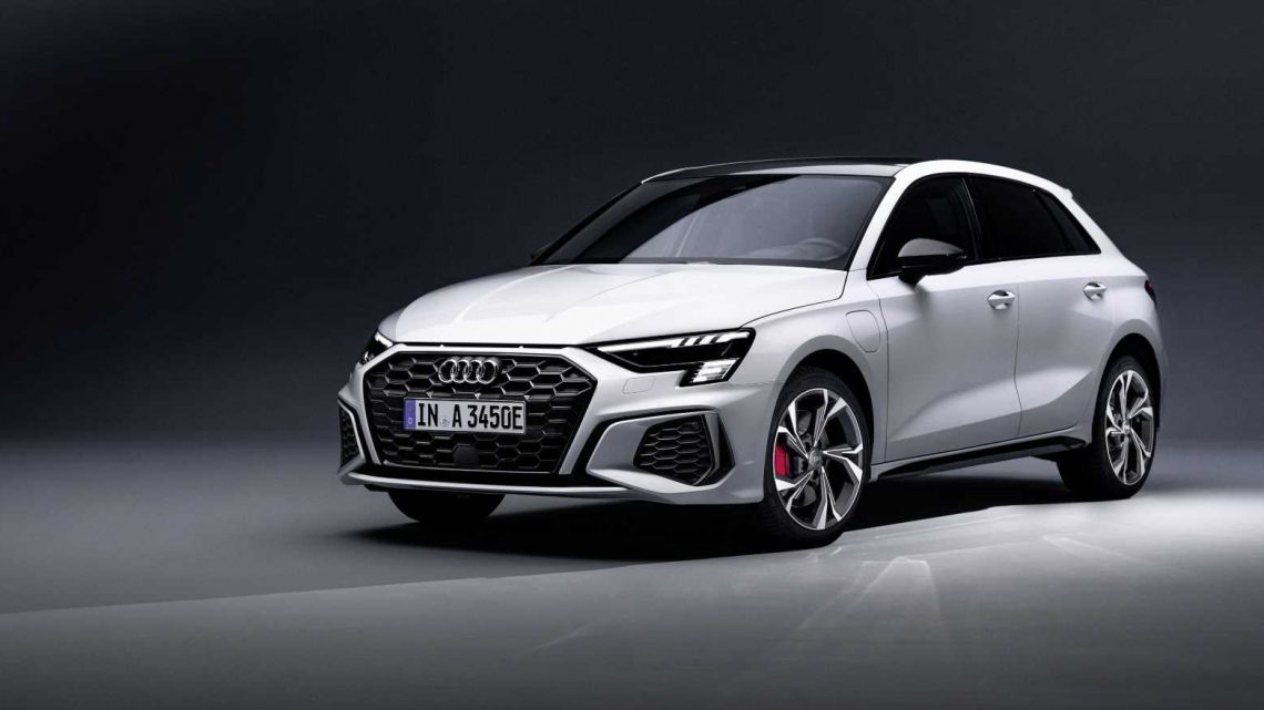 Plug-in Hybrid Added to Audi A3 Line-up, In Europe
