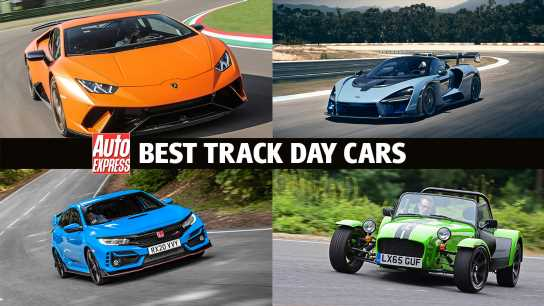 Best track day cars 2020/2021