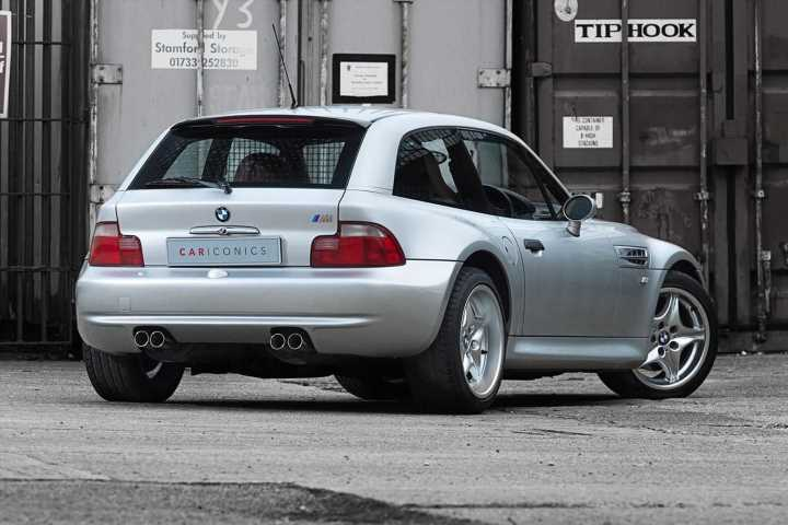 BMW Z3 M Coupe | Spotted