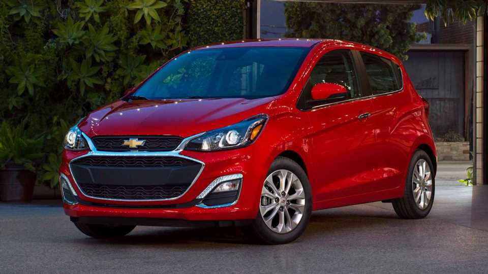 It's Not A Mirage, Chevy Spark Is Now The Cheapest Car In The US