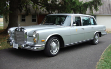 Elvis Presley's 1969 Mercedes-Benz 600 Was a Complicated Chapter in The King's Car History