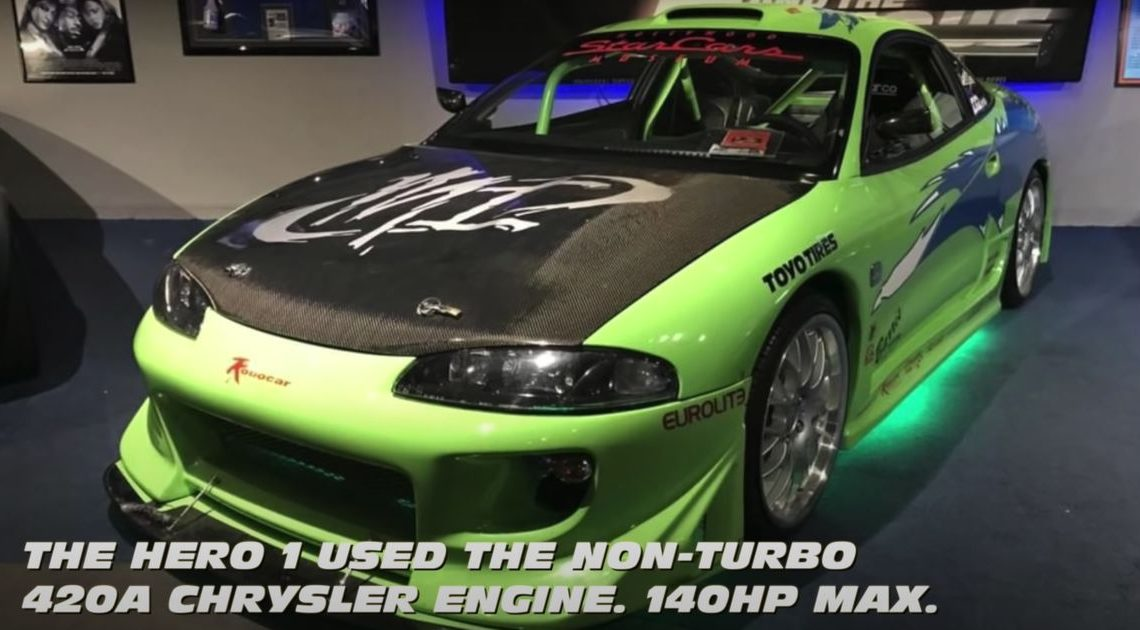 The Fast And The Furious' Car Advisor Explains The Film's Technical Gaffes