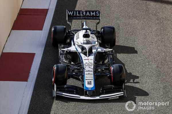F1: Williams feels like George Russell has 'come home'