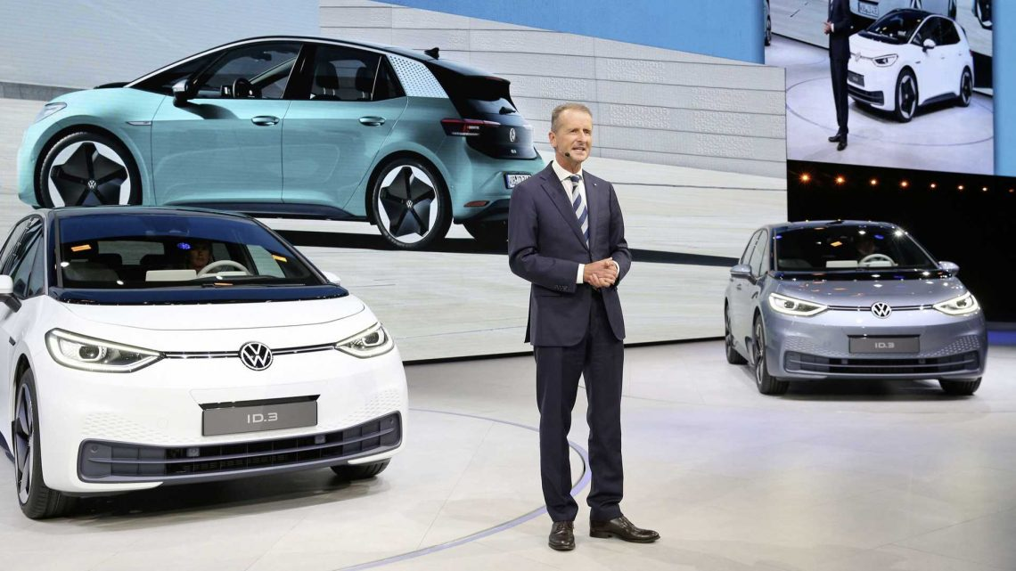 Volkswagen Group CEO Chooses Audi To Lead Its Tesla Assault