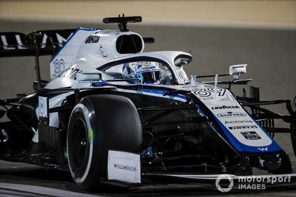 F1: Williams praises Aitken for seamlessly replacing Russell