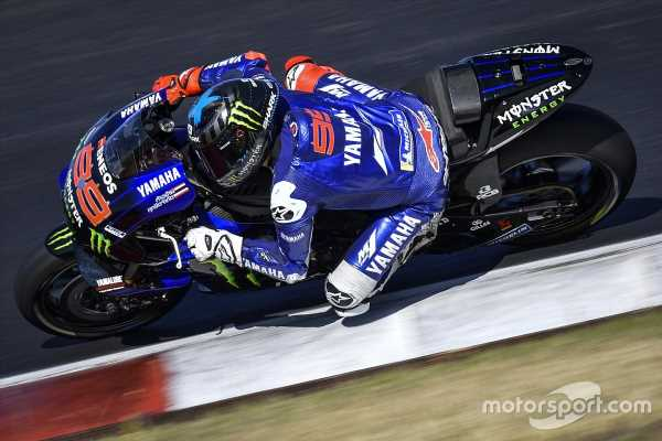 "Yamaha: Lorenzo could have been ""excellent"" MotoGP test rider"