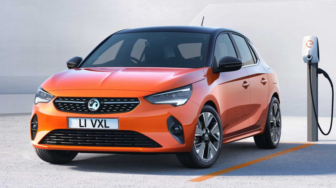 Corsa-e Buyers Get Free Charger And 30,000 Miles Of Electricity