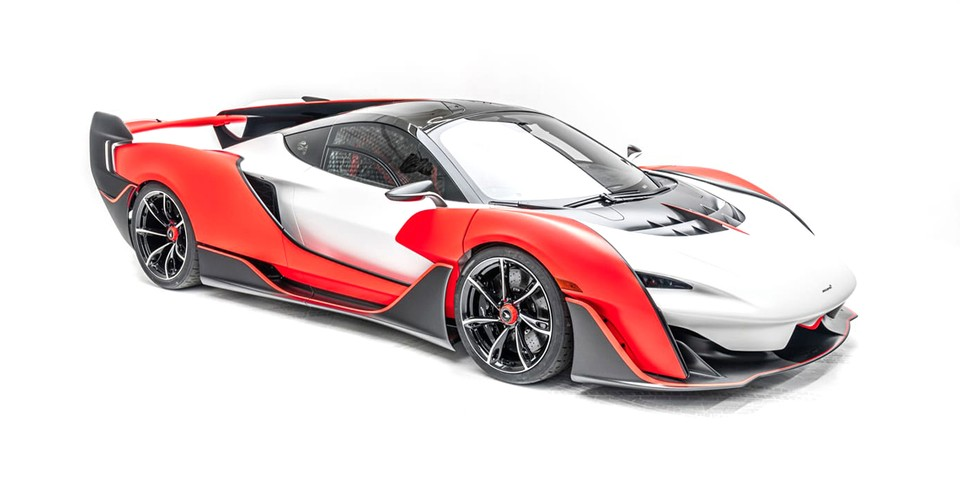 McLaren Unveils the Fastest Two-Seater It Has Ever Built