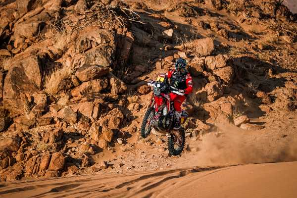 Dakar 2021: Ricky Brabec frustrated by 'rubber band effect'