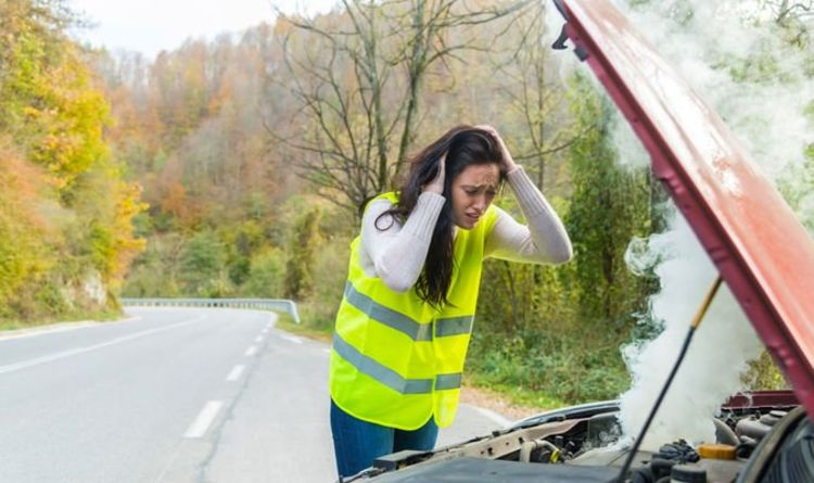 AA crews warn thousands of cars will break down today in one of the 'busiest of the year'