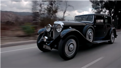 Jay Leno's 1931 Bentley 8 Litre Was the Pinnacle of 100-MPH Luxury