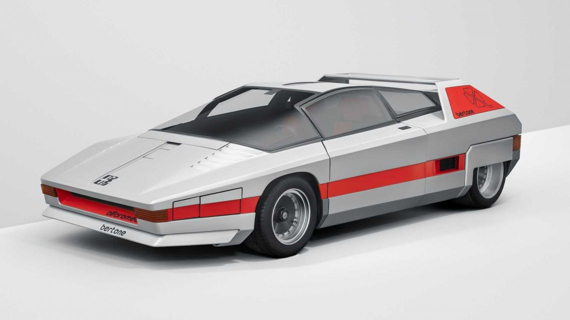 Bertone's Historic Archive Is Being Auctioned by an Italian Court, But It's Very Complicated