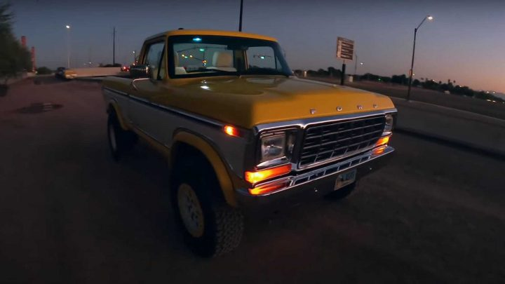 This 1979 Ford F-150 Is A Late-Model Raptor Beneath The Skin