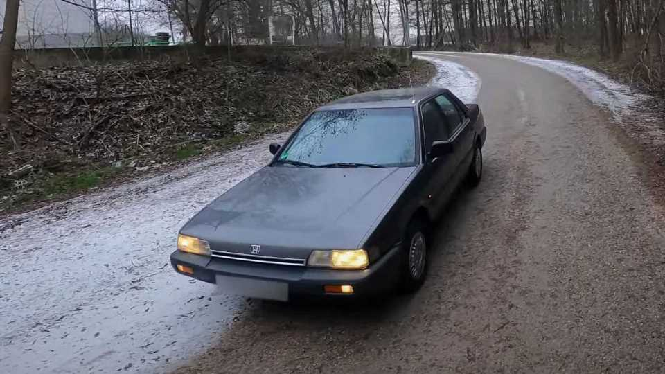 36-Year-Old Honda Accord Reaches Top Speed On The Autobahn… Eventually