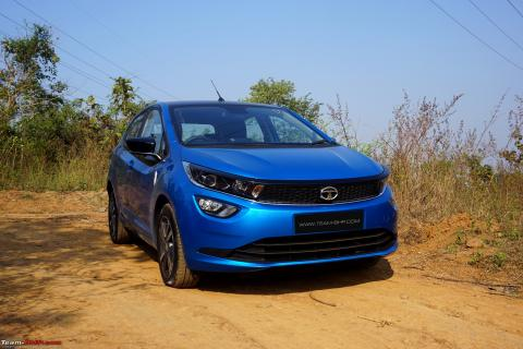 Tata Altroz i-Turbo petrol launched at Rs. 7.74 lakh