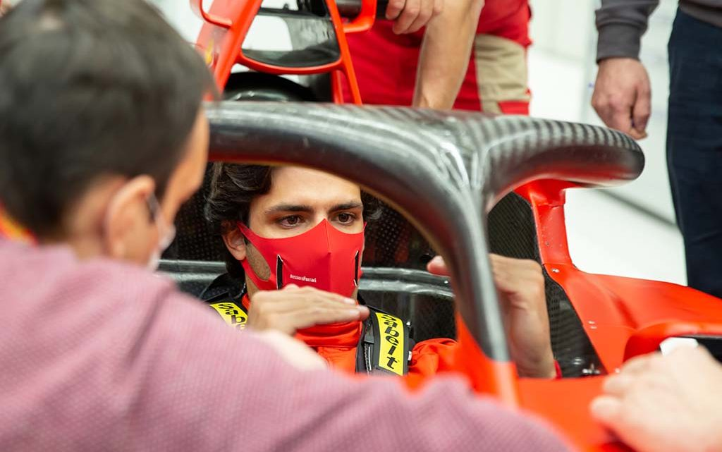 Carlos Sainz to drive a Ferrari for first time next week | F1 News by PlanetF1