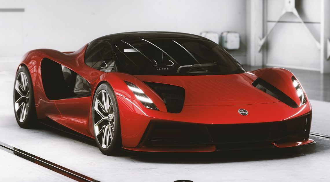 Lotus says Alpine tie-up will accelerate its product development – new electric sports car by mid-decade – paultan.org
