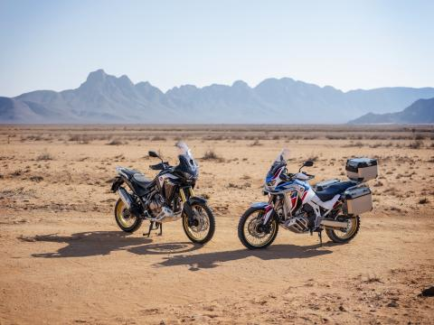 Honda launches 2021 Africa Twin at Rs. 15.97 lakh