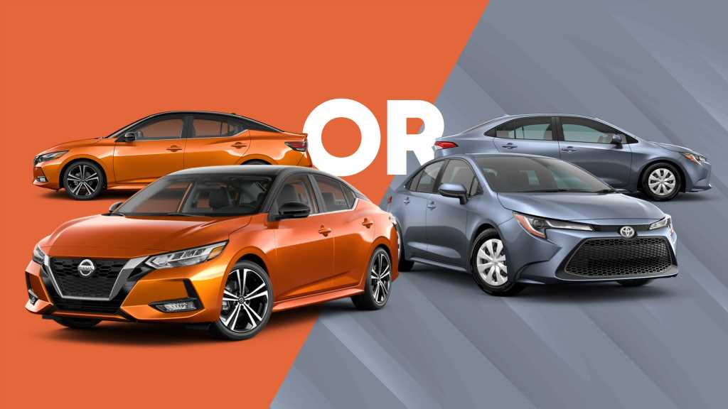 2021 Toyota Corolla or 2021 Nissan Sentra? Pros and Cons Review